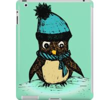 Cold Owl iPad Case/Skin