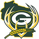 Green Bay Packers by sullat04