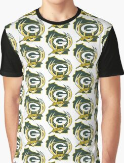 Green Bay Packers Graphic T-Shirt