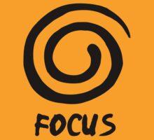 Focus Spiral Ninja by crazyowl