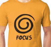 Focus Spiral Ninja Unisex T-Shirt
