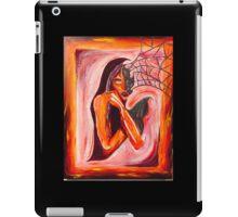 Web of betrayal iPad Case/Skin