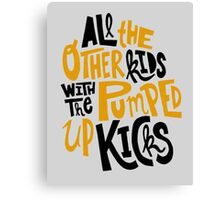 All other kids Canvas Print