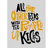All other kids Photographic Print
