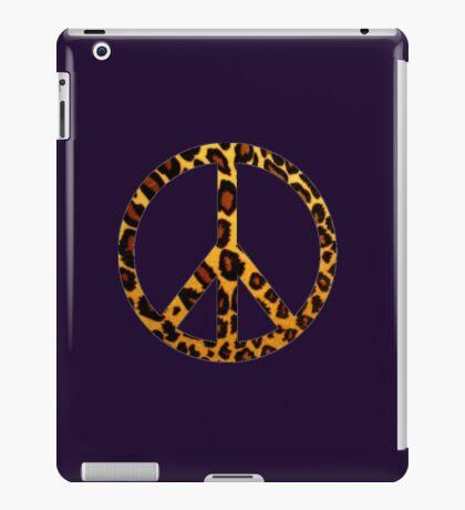 Peace Pussycat  iPad Case/Skin