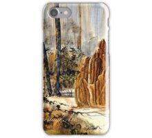 """""""Ant Hills and Galahs, Chillagoe"""" iPhone Case/Skin"""