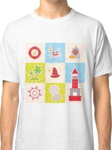 Pirate design Classic T-Shirt