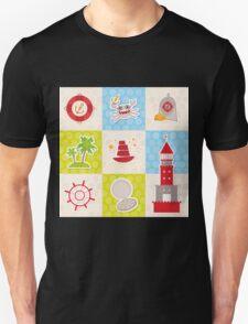 Pirate design Unisex T-Shirt