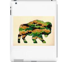 Buffalo Camo iPad Case/Skin