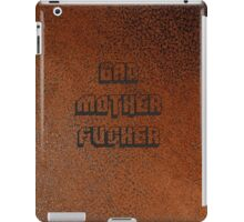 BAD MOTHER FUCKER Leather 2 iPad Case/Skin
