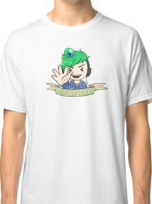 JacksepticEye Ribbon Classic T-Shirt