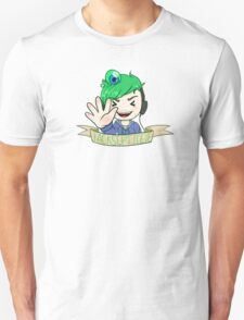 JacksepticEye Ribbon Unisex T-Shirt