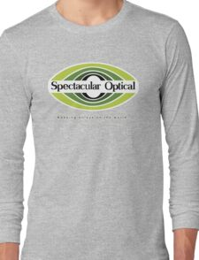 Spectacular Optical - Keeping an eye on the world Long Sleeve T-Shirt