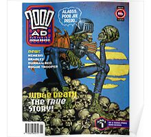 2000 AD Poster