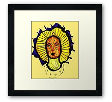 Woman #4 Framed Print