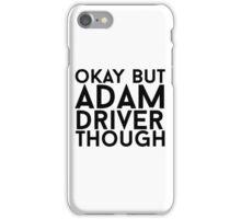 Adam Driver iPhone Case/Skin