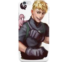 Badass Ron Stoppable x Rufus iPhone Case/Skin