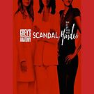 TGIT: Grey's Anatomy, Scandal, How to Get Away With Murder- iPhone Case by sullat04