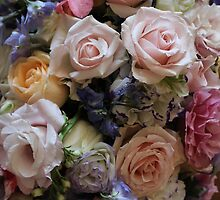 Flower Arrangement 2 by Lucy Lier