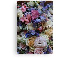 Flower Arrangement 3 Canvas Print