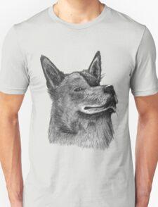 Blue Heeler Cattle Dog   Unisex T-Shirt