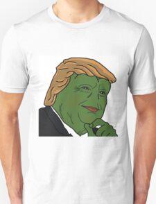 Pepe Trump Shirt T-Shirt