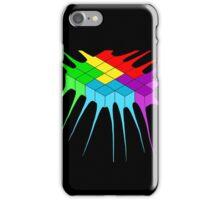 Tetris Melt 2 iPhone Case/Skin