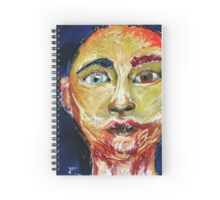Melding Personality Spiral Notebook