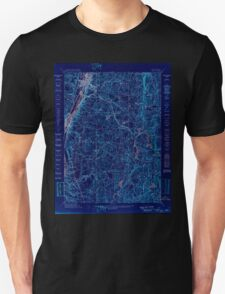 New York NY Troy 144353 1898 62500 Inverted T-Shirt