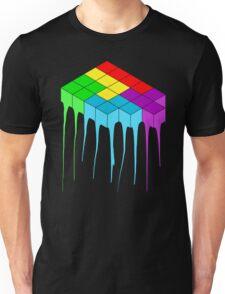 Tetris Melt 3 Unisex T-Shirt