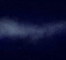 Powdery Stars by aquaspider