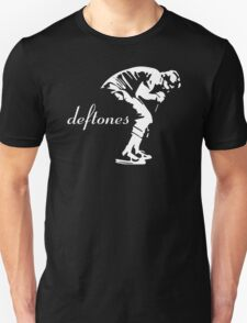 Deftones Chino Moreno Rock Band Logo T-Shirt