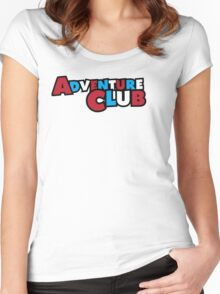 Adventure Club (Classic) Women's Fitted Scoop T-Shirt