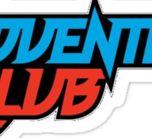 Adventure Club Sticker