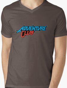 Adventure Club Mens V-Neck T-Shirt