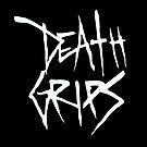 Death Grips (White Logo) by arkaffect