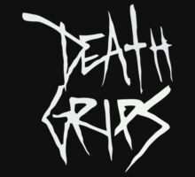 Death Grips (White Logo) One Piece - Short Sleeve