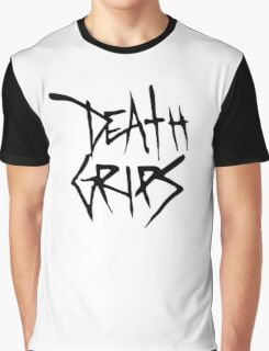 Death Grips (Black Logo) Graphic T-Shirt