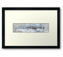 South Freo Power Station Framed Print