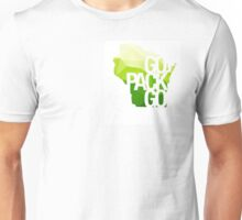 Green Bay Packers: Go Pack Go Unisex T-Shirt