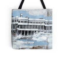 South Freo Power Station Tote Bag