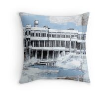 South Freo Power Station Throw Pillow