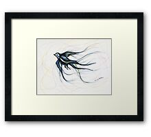 The Bluebird Framed Print