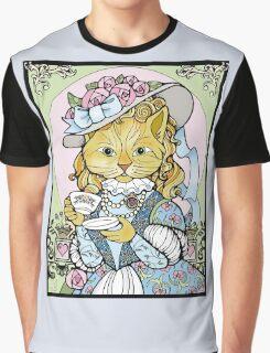 Dowton Tabby Graphic T-Shirt