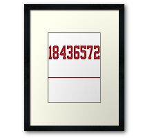 It's 18436527 Thing You Couldn't Possibly Understand Framed Print