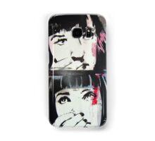 Mia Wallace - Pulp Fiction Samsung Galaxy Case/Skin