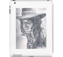 Noel Fielding iPad Case/Skin