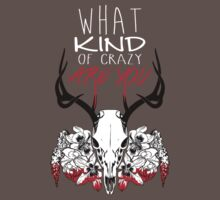 What Kind of Crazy are You? by Sebastian Broome