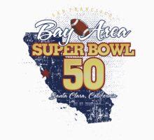 Super Bowl 50 II Baby Tee