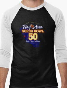 Super Bowl 50 II Men's Baseball ¾ T-Shirt